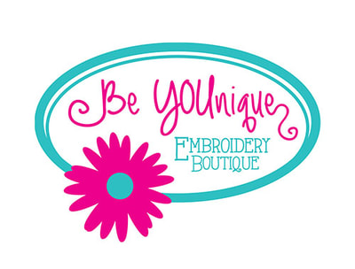 Be YOUnique Logo